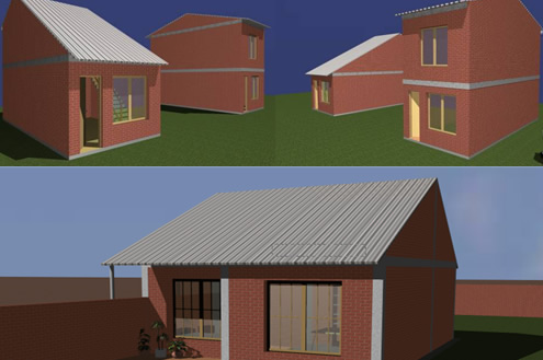 Cyleco s r l constructora - Construccion de bungalows ...